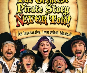 The Greatest Pirate Story Never Told is Back!!