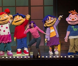 Giveaway:  Win 4 Tickets to see Sid The Science Kid!