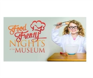 Food Frenzy Nights at the South Florida Science Center and Aquarium
