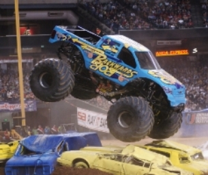 Win 4 Tickets To Monster Jam®