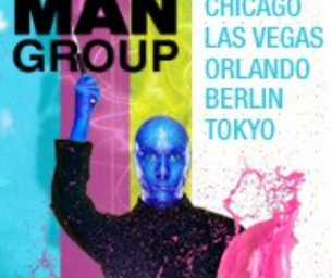 Live In Full Color With Blue Man Group