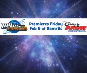 Miles from Tomorrowland – Premiere