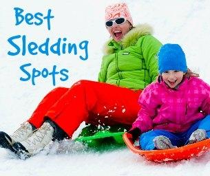 The Best Sledding Spots in Lakewood & Littleton, CO