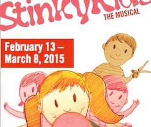 GIVEAWAY: Enter To Win 4 Tix to StinkyKids® The Musical
