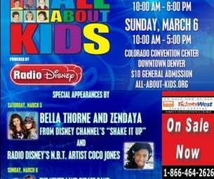 All About Kids Expo Powered by Radio Disney!