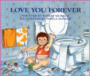 Illustrator of 'Love You Forever' at the Houston Children's Museum