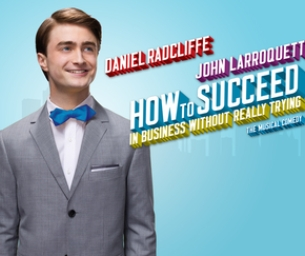Daniel Radcliffe Comes to Broadway!