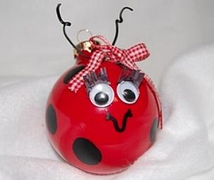 Valentine Craft: Lady in Red
