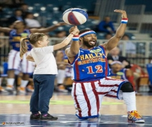 Enter to Win a 4-pack of Globetrotter Tix
