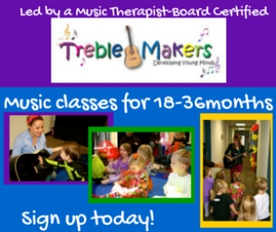 Sign Up Today for Treble Makers Spring Sessions