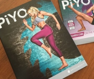Macaroni Moves ~ My Review of Piyo