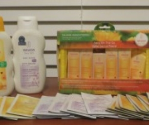 Weleda Shampoo & Body Lotion Products