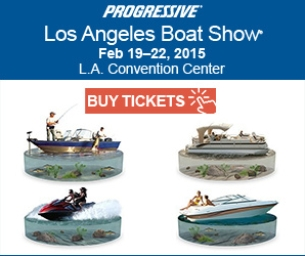 2015 Progressive Insurance Los Angeles Boat Show