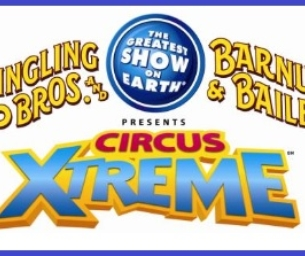 Giveaway: Ringling Bros. and Barnum & Bailey® Presents Circus XTREME
