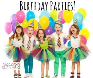 Birthday Parties in West Palm Beach