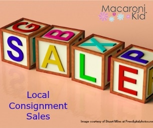 Local Consignment Sale