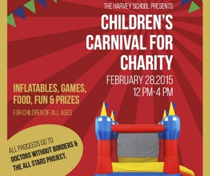 Feb. 28: Children's Carnival For Charity @ The Harvey School