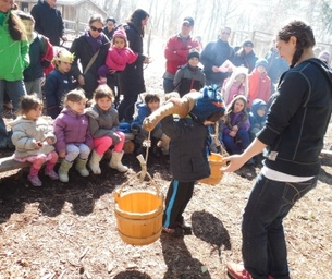 {GIVEAWAY} Maple Sugaring Party @ Greenburgh Nature Center