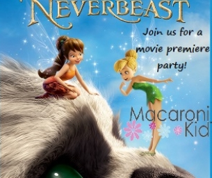 Tinker Bell and the Legend of the NeverBeast Preview Party