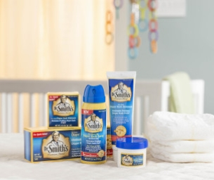 Dr. Smith's Diaper Rash Products: A Mom's Review