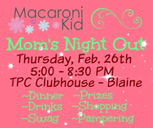 Mom's Night Out - A Chance to WIN!