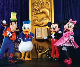 GIVEAWAY: Win 4 tickets to Disney Live! Three Classic Fairy Tales