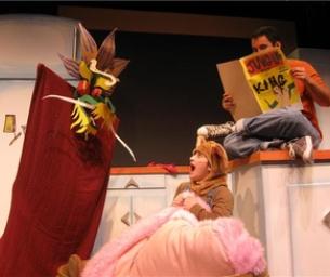 Centenary Stage Company Children's Theatre