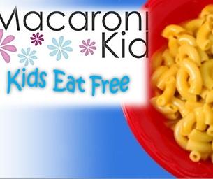 Kids Eat Free Guide
