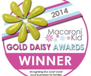 Macaroni Kid Cleveland West Gold Daisy Awards