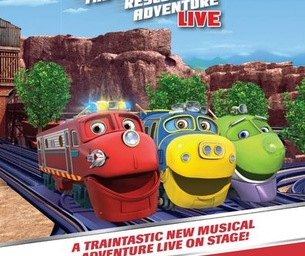CHUGGINGTON LIVE IS COMING TO THE BEACON THEATRE!