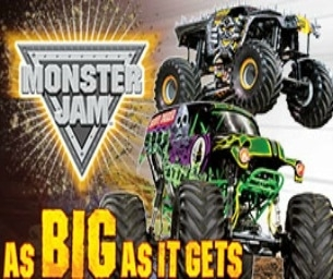 Advance Auto Parts Monster Jam this weekend!!!