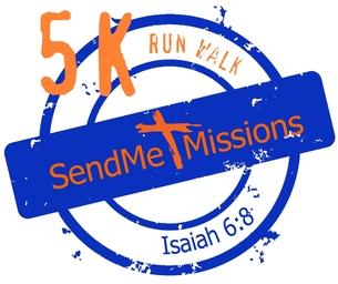 Send Me Missions 5K