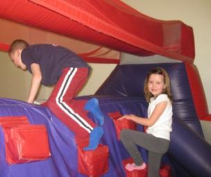 Bouncing Birthday Fun Awaits at BounceU of Annville