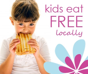 Kids Eat FREE {or Cheap} Locally