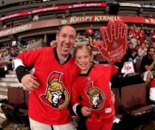 Off to See the Ottawa Senators Is...