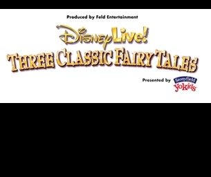 Giveaway: Disney Live! Three Classic Fairy Tales
