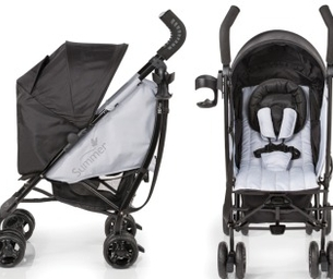Summer Infant 3D Flip Stroller - A One of a Kind Stroller!