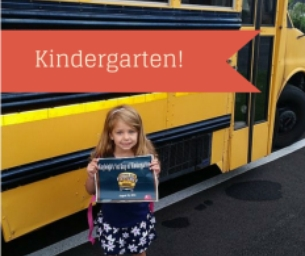 Kindergarten Registration Dates for Area Schools