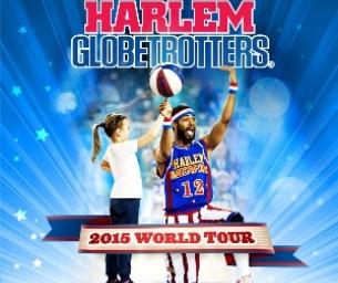 "Harlem Globetrotters 2015 ""Washington Generals' Revenge"" Tour"