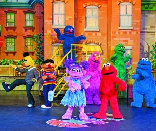 Giveaway!! Win tickets to Sesame Street Live!