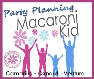 PARTY PLANNING IN VENTURA COUNTY {Sponsored}