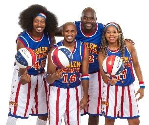 Harlem Globetrotters at Giant Center