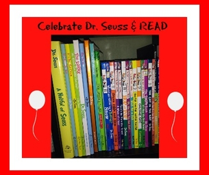 Read Across America With Dr. Suess Books, Crafts & Snacks
