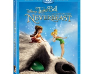 Tinkerbell and The Legend of The Neverbeast Movie Review