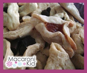 MACARONI MENU: LET'S MAKE HAMENTASHEN FOR PURIM ON MARCH 5