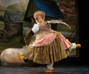 "New York Theatre Ballet Presents Keith Michael's ""GOOSE!"""