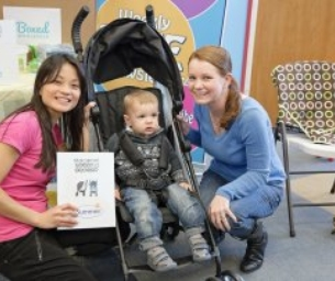 Moms Flip Over Summer Infant's 3Dflip Convenience Stroller