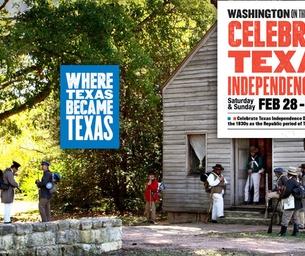Road Trip: Celebrate Texas Independence Day - Washington on the Brazos