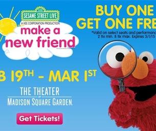 Review: Sesame Street Live: Make A New Friend!