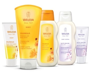 Macaroni Reviews ~ Weleda Baby Products -